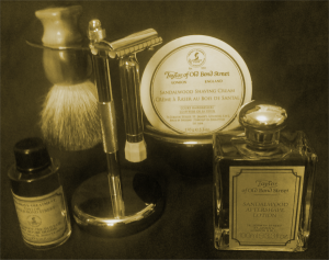 Taylor of Old Bond Street Sandalwood Fragrance
